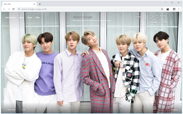 Download Wallpaper Laptop Bts Hd Cikimm Com