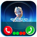 📱Call Simulator From Princess_Elssa icon