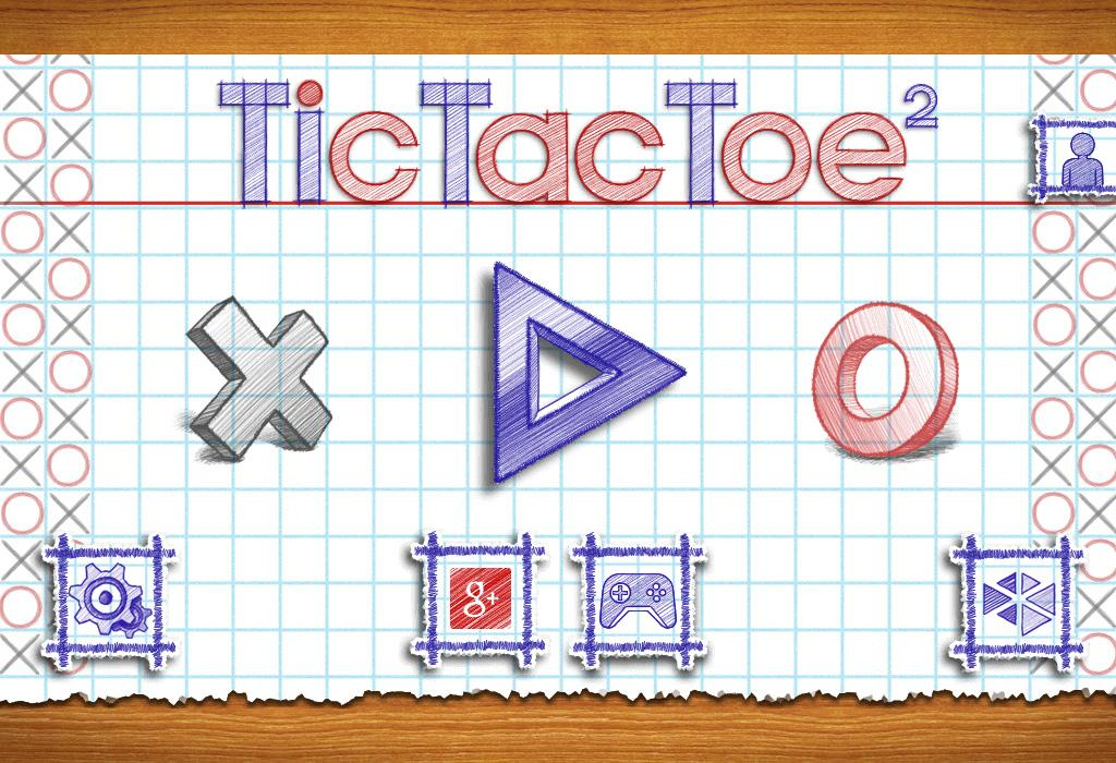 Tic Tac Toe 2- screenshot