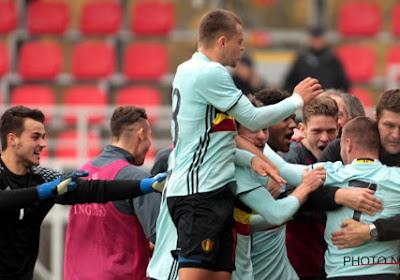 U19 goed begonnen aan eerste kwalificatieronde voor EK