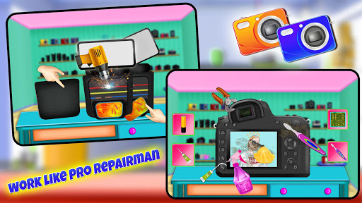 Electronics Repair Mechanic Shop 1.0.3 screenshots 4