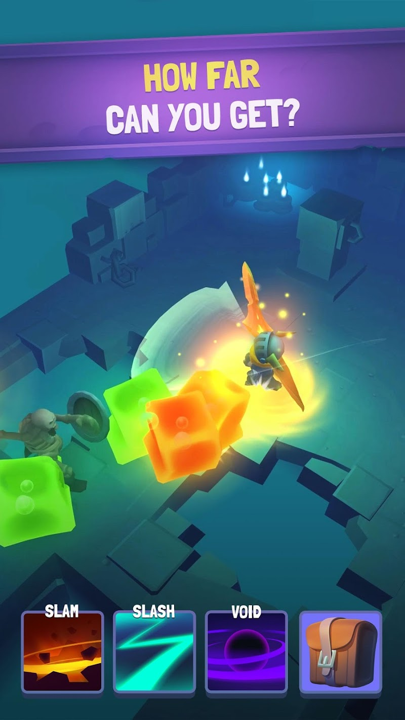 Nonstop Knight - Idle RPG Screenshot 3