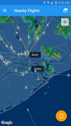 FlightAware Flight Tracker 5.5.1 screenshots 1