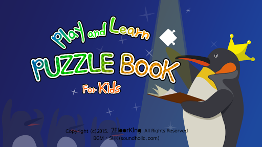 PL Puzzle Book For Kids