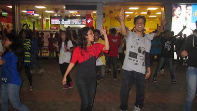 Photo: flash mob