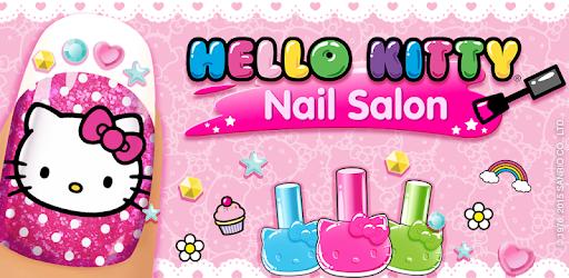 34fc64f51 Hello Kitty Nail Salon - Apps on Google Play
