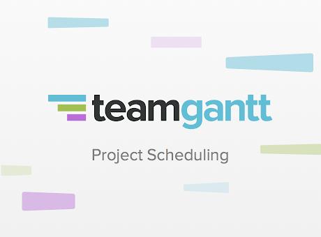 TeamGantt Project Management