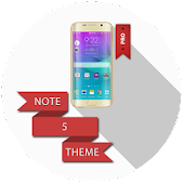 Note 5 Pro Launcher and Theme