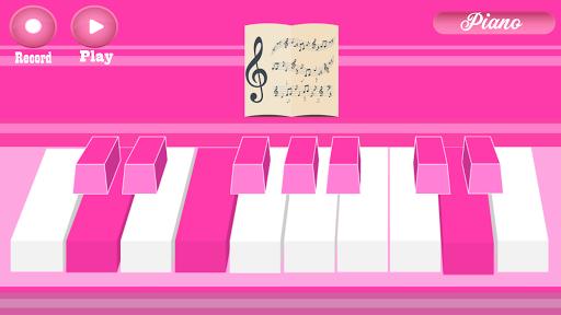 Pink Piano 1.1 screenshots 10