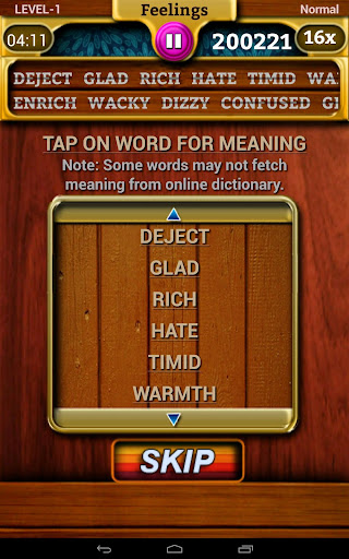 Word Fill for PC
