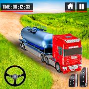 Oil Tanker Truck Driving Simulation Games 2020