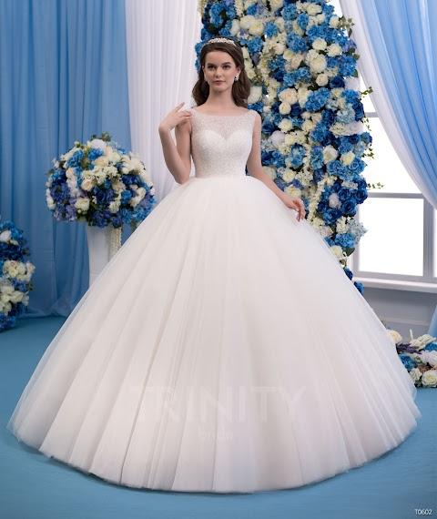 5d11d750f30b Свадебное платье ODMIRA - T0602 от Trinity Bride: в Самаре