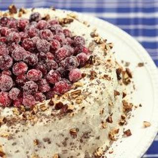 White Chocolate Cake with White Chocolate Buttercream Recipe