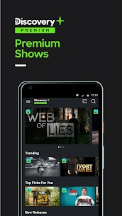 Discovery Plus MOD APK (Free Subscription) 5