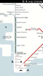 Cagliari Metro Map Android Apps on Google Play