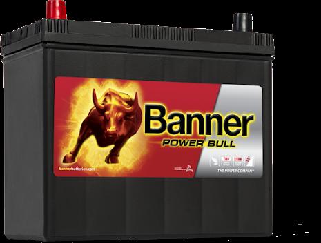 Banner Power Bull 12v 45Ah P4524