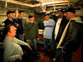 Mordecai Training & Battleship North Carolina