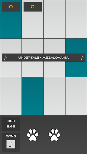 Mind Your Step Piano Tiles