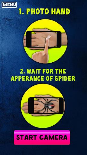 Spider Hand Funny Prank  screenshots 2