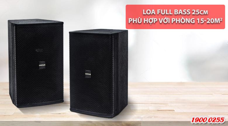 Loa Domus DP-6100 thuộc series DP-6000 thương hiệu Nhật Bản, chính hãng, giá rẻ