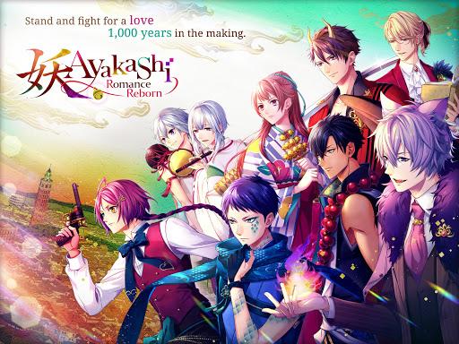 Ayakashi: Romance Reborn - Supernatural Otome Game filehippodl screenshot 8