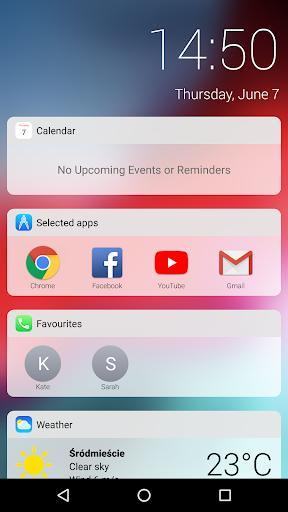iOS 12 Launcher 15 screenshots 3