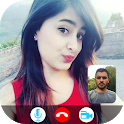 Indian Girl Live Video Chat - Random Video Chat icon