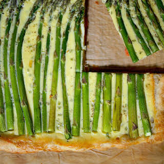 Salmon Puff Pastry Tart Recipes.