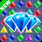 Jewel Crush 2019: Jewel Blast the Jewel Quest Icon