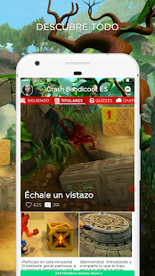 Nitro Amino para Crash Bandicoot en Español - náhled
