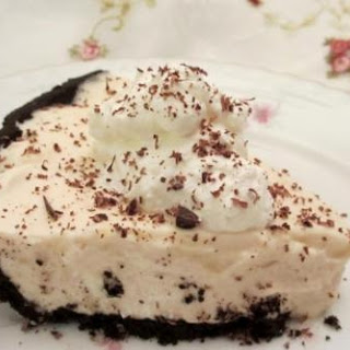 Bourbon Cream Pie