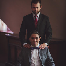 Wedding photographer Pavel Yancen (Yancen). Photo of 17.01.2014