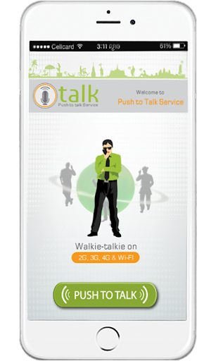 Talk Web - Walkie Talkie
