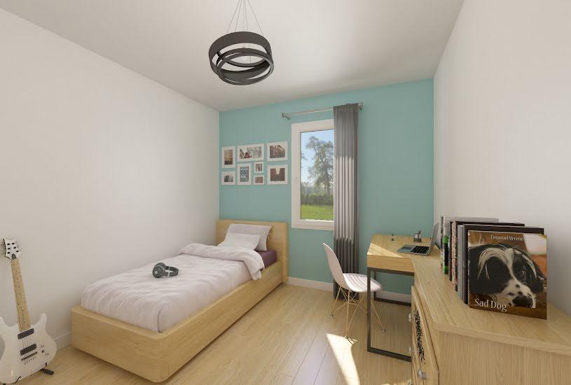 Vente Terrain + Maison - Terrain : 1600m² - Maison : 86m² à Changé (72560)