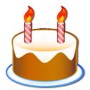 Birthday Well-Wisher Icon