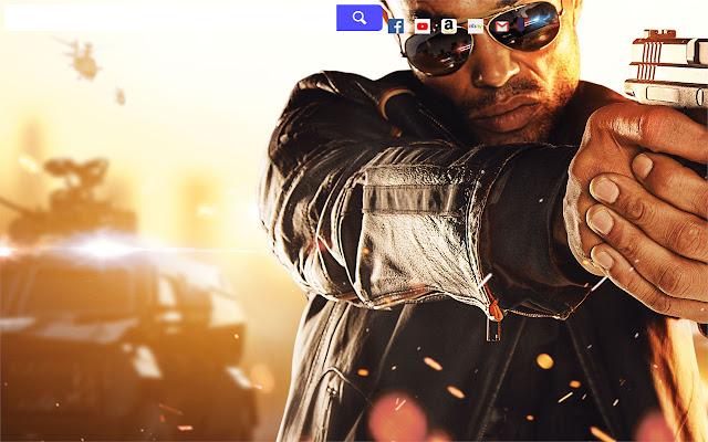 Battlefield 5 HD Wallpapers New Tab.