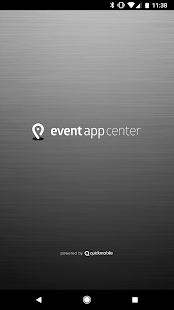 Event App Center - náhled