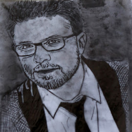 Danny Gokey by Alisa Wilkerson - Drawing All Drawing