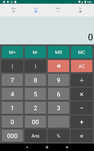 All-in-one Calculator 1.1.1 screenshots 6