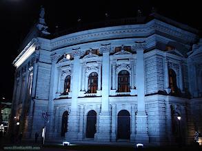 Photo: austria, travel, court, theatre, burgtheater, vienna, wien