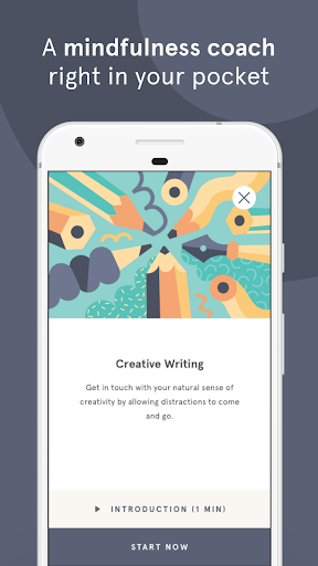 Headspace: Guided Meditation & Mindfulness Screenshot