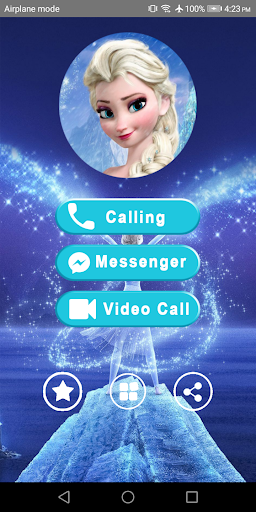 📞 Chat & 📱 video call from Elssa (Simulation) screenshot 4