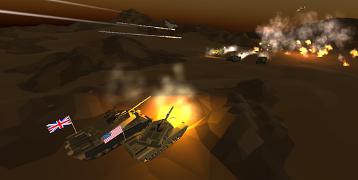 Poly Tanks: Massive Assault 1.2.0.3 screenshots 3