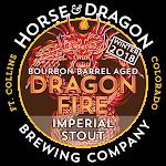 Horse & Dragon Bourbon Barrel Aged Dragonfire Imperial Stout
