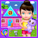 My Baby Doll House - Tea Party & Cleaning Game - Androidアプリ