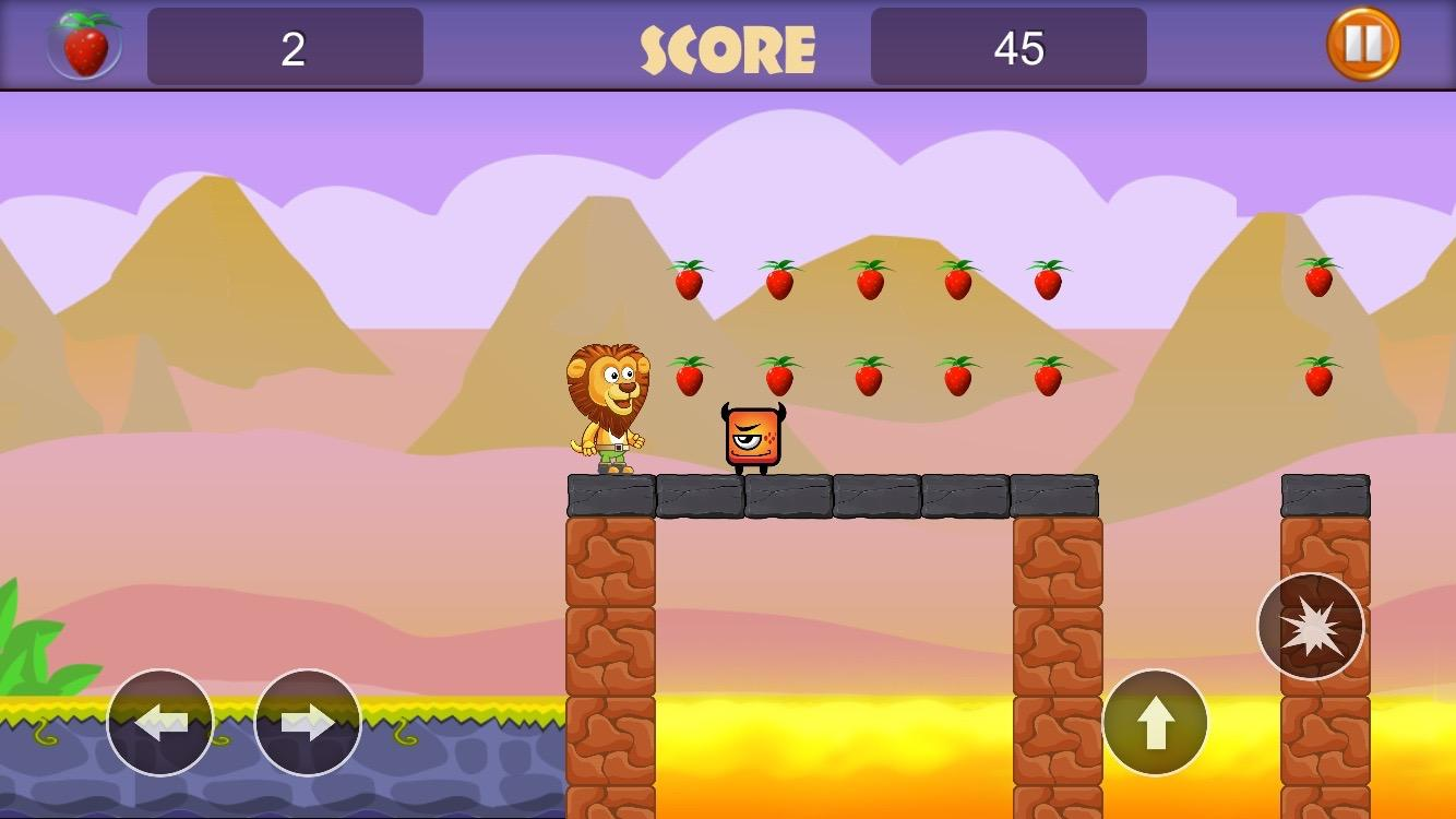 Lion World- The Jungle Kingdom- screenshot
