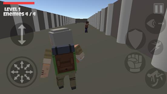 Struggle in Maze - Fight to Survive - náhled