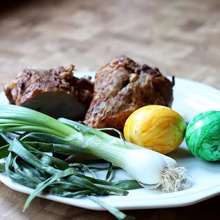 Barbecued Turkey Salad