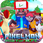 New Pixelmon Addon 2018 for MCPE icon