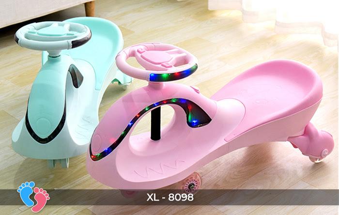 Xe lắc tay trẻ em Broller XL8098 6